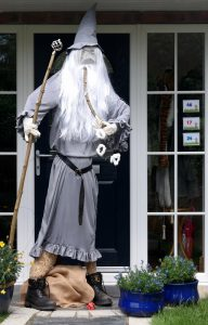 Not sure if this is terrific wizard is Gandalph?