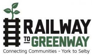 Railway to Greenway Logo